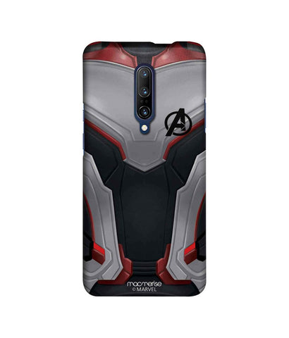 Avengers Endgame Suit - Sublime Case For OnePlus 7 Pro