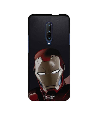 Bold Iron Man look - Sublime Case For OnePlus 7 Pro