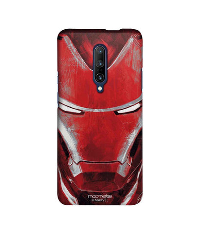 Charcoal Art Iron man - Sublime Case For OnePlus 7 Pro