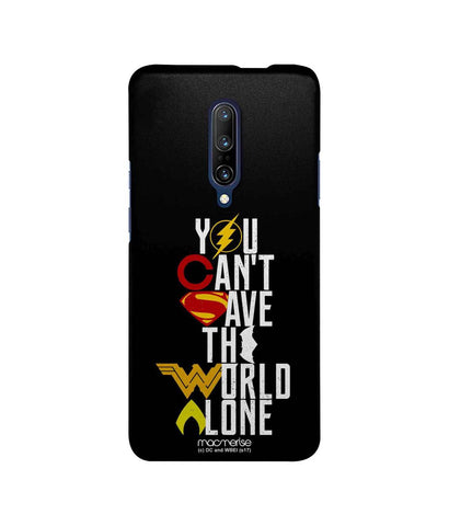 Justice League Motto - Sublime Case For OnePlus 7 Pro