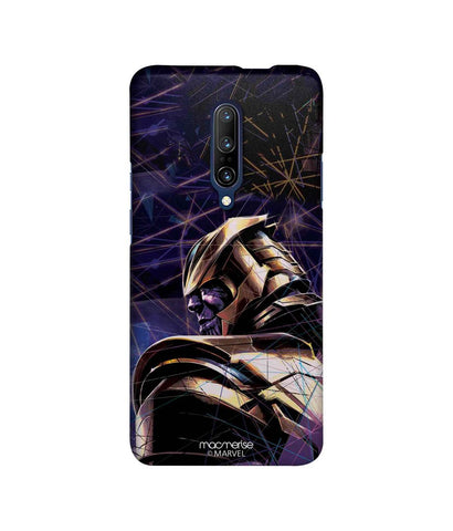 Thanos on Edge - Sublime Case For OnePlus 7 Pro