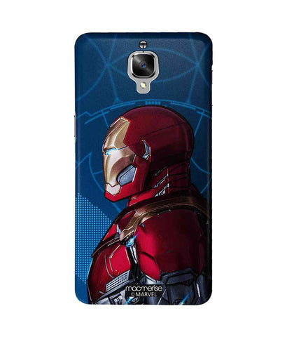 Iron Man side Armor - Sublime Phone Case For OnePlus 3