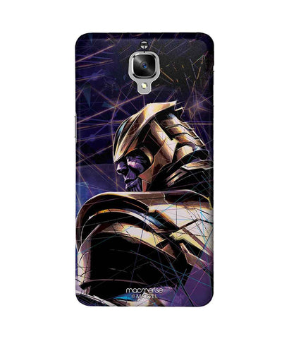 Thanos on Edge - Sublime Phone Case For OnePlus 3