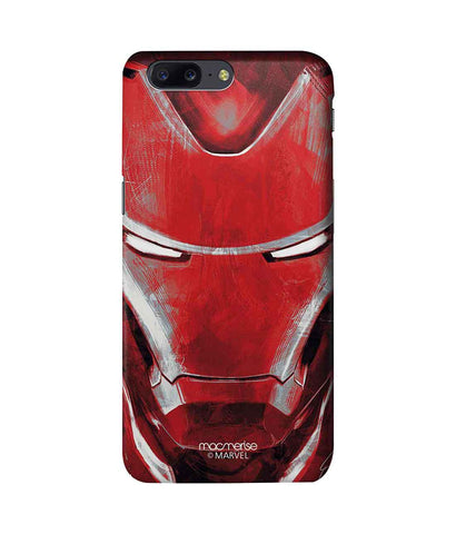 Charcoal Art Iron man - Pro Phone Case For OnePlus 5