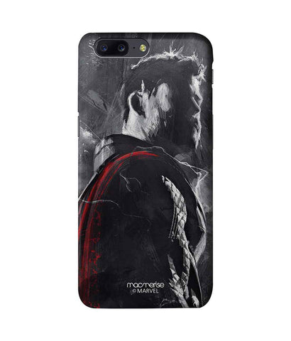 Charcoal Art Thor - Pro Phone Case For OnePlus 5