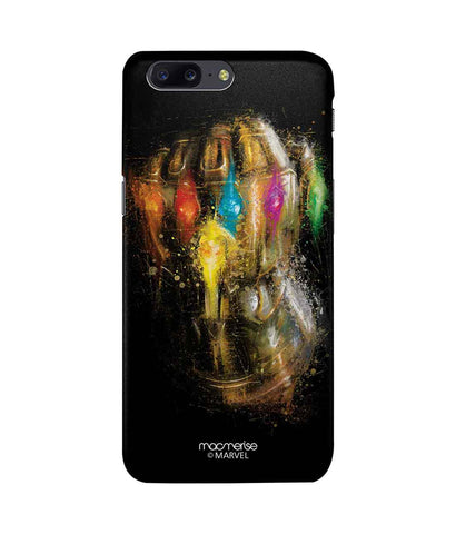 Gauntlet Brushstrokes - Pro Phone Case For OnePlus 5