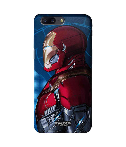 Iron Man side Armor - Pro Phone Case For OnePlus 5