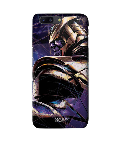 Thanos on Edge - Pro Phone Case For OnePlus 5