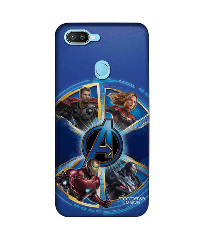 Avengers Endgame Fource - Sublime Phone Case For Realme 2 Pro