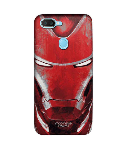 Charcoal Art Iron man - Sublime Phone Case For Realme 2 Pro