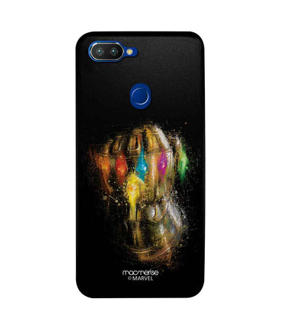 Gauntlet Brushstrokes - Sublime Phone Case For Realme 2