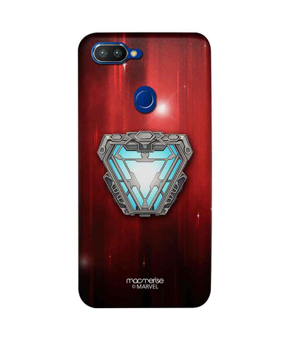 Iron man Infinity Arc Reactor - Sublime Phone Case For Realme 2