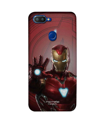 Iron man Mark L Armor - Sublime Phone Case For Realme 2