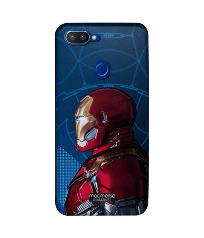 Iron Man side Armor - Sublime Phone Case For Realme 2