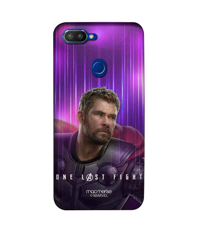 One Last Fight - Sublime Phone Case For Realme 2