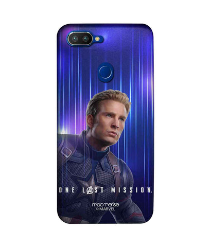 One Last Mission - Sublime Phone Case For Realme 2