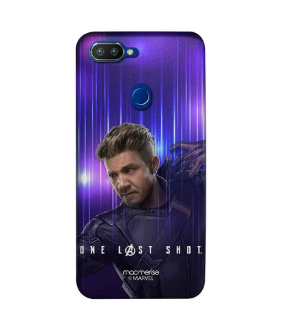 One Last Shot - Sublime Phone Case For Realme 2