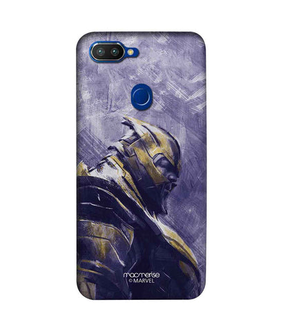 Thanos suited up - Sublime Phone Case For Realme 2