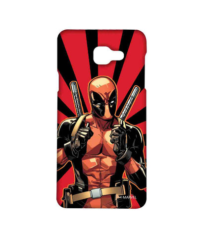 Smart Ass Deadpool - Sublime Phone Cases For Samsung A7 (2016)
