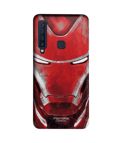 Charcoal Art Iron man - Sublime Phone Case For Samsung A9 (2018)