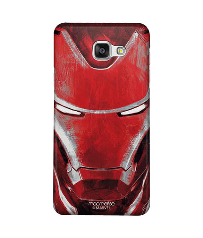 Charcoal Art Iron man - Sublime Phone Case For Samsung C7 Pro
