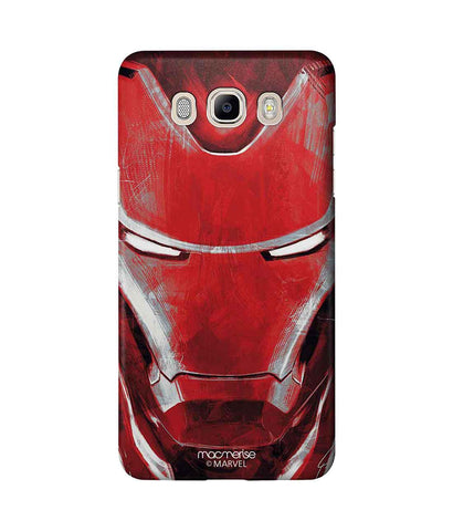 Charcoal Art Iron man - Sublime Phone Case For Samsung J7 (2016)