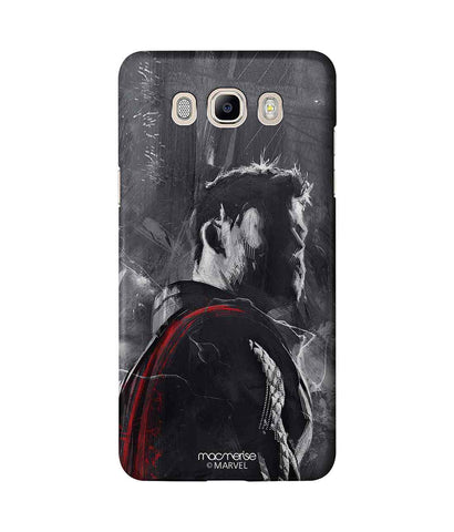 Charcoal Art Thor - Sublime Phone Case For Samsung J7 (2016)