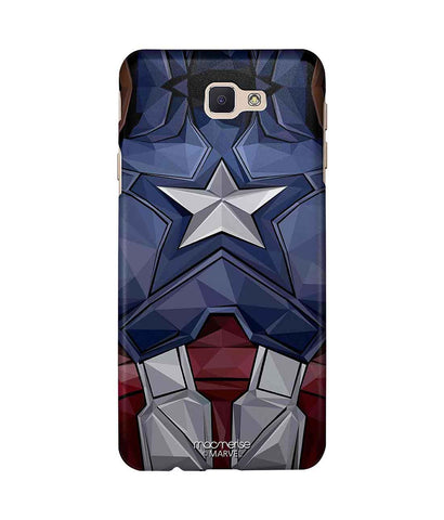 Captain America Vintage Suit - Sublime Phone Case For Samsung J7 Prime