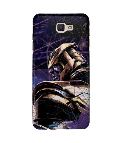 Thanos on Edge - Sublime Phone Case For Samsung J7 Prime
