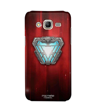 Iron man Infinity Arc Reactor - Sublime Phone Case For Samsung On5