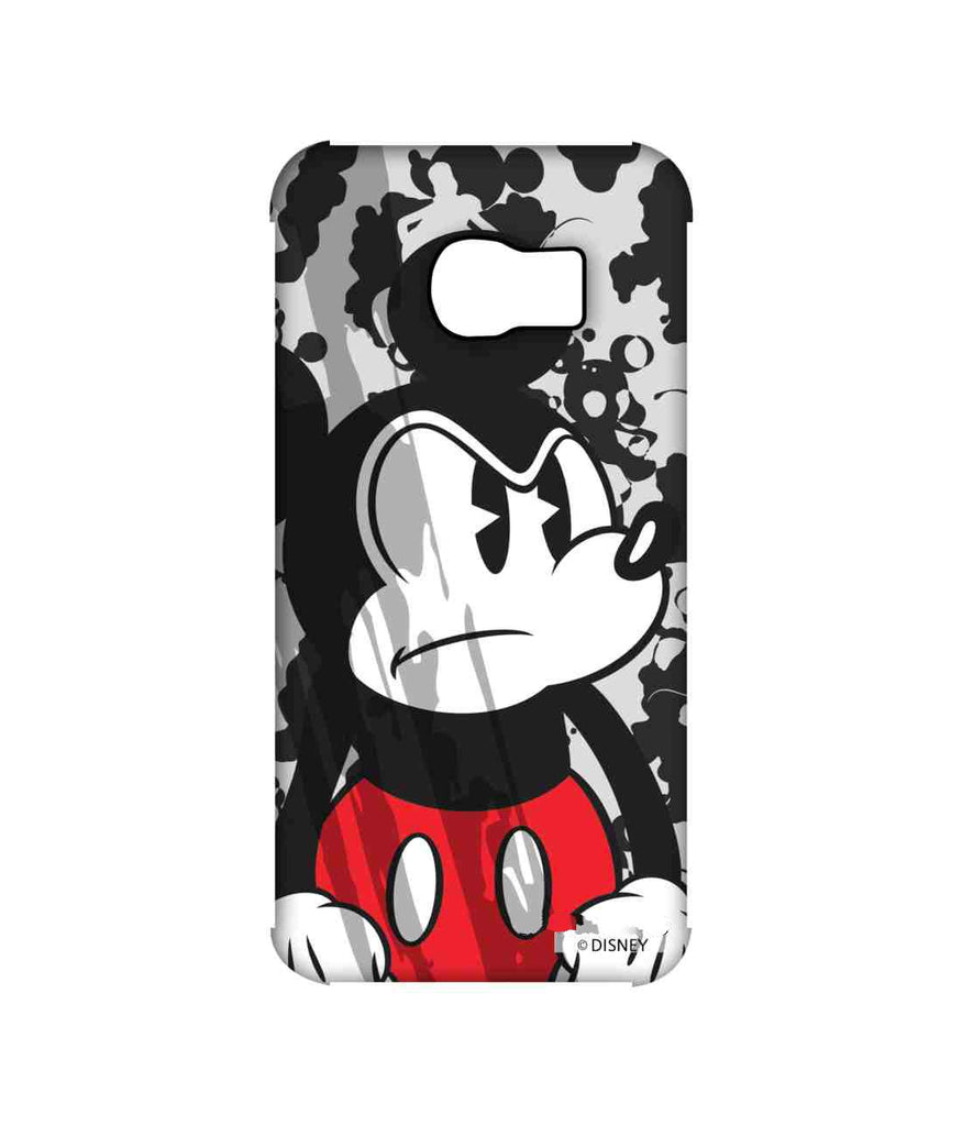 Grumpy Mickey - Pro Phone Cases For Samsung Samsung S6 Edge