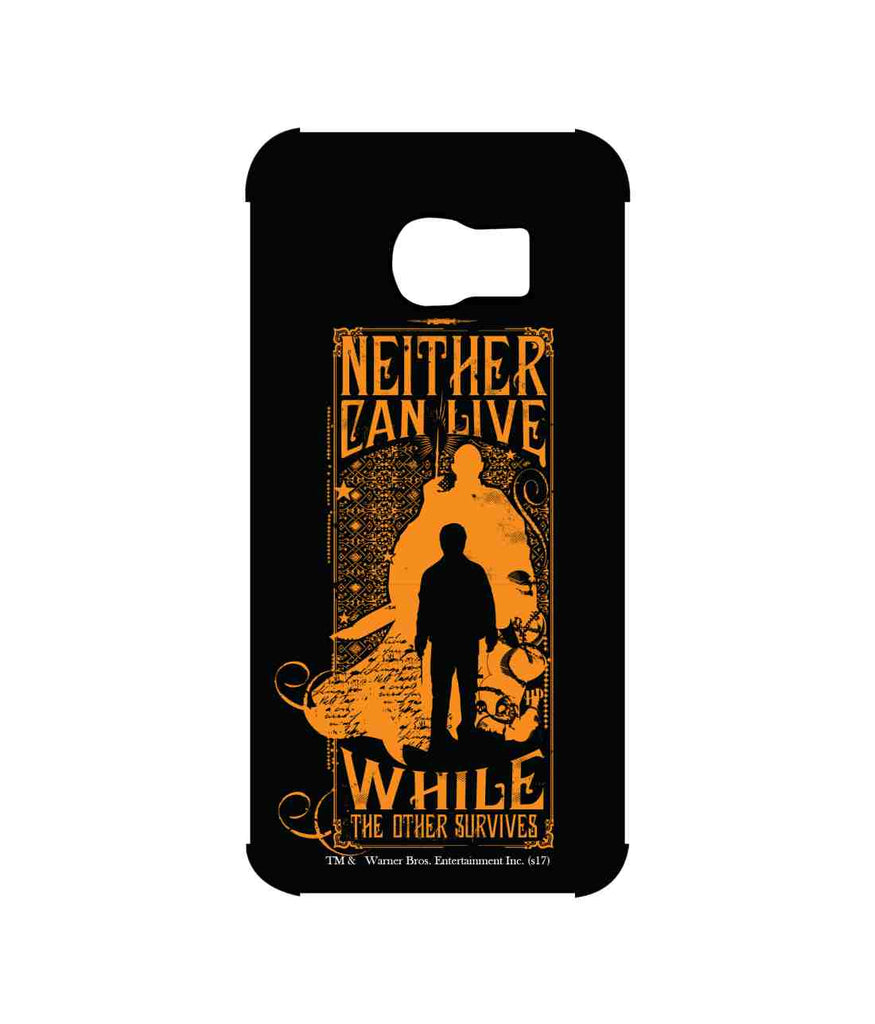 Harry vs Voldemort - Pro Phone Cases For Samsung Samsung S6 Edge