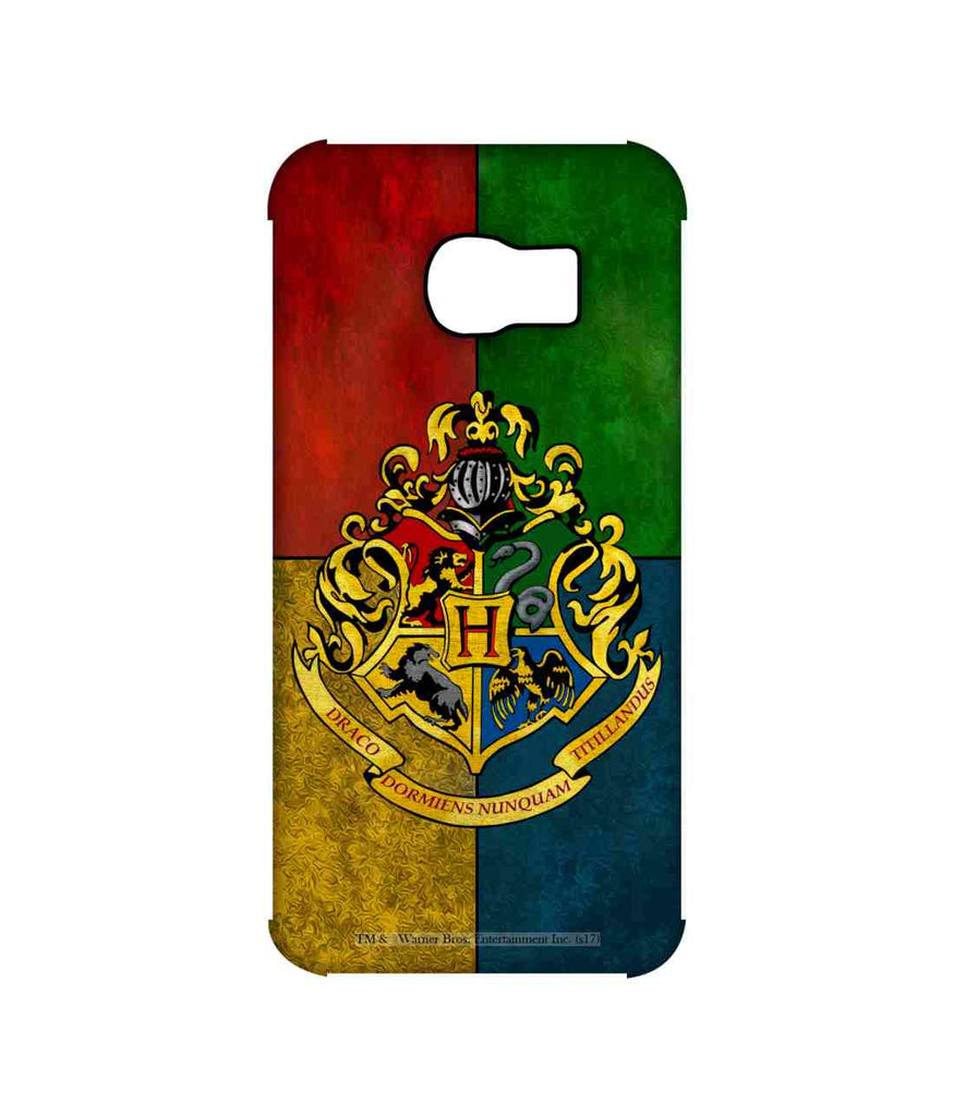Hogwarts Sigil - Pro Phone Cases For Samsung Samsung S6 Edge