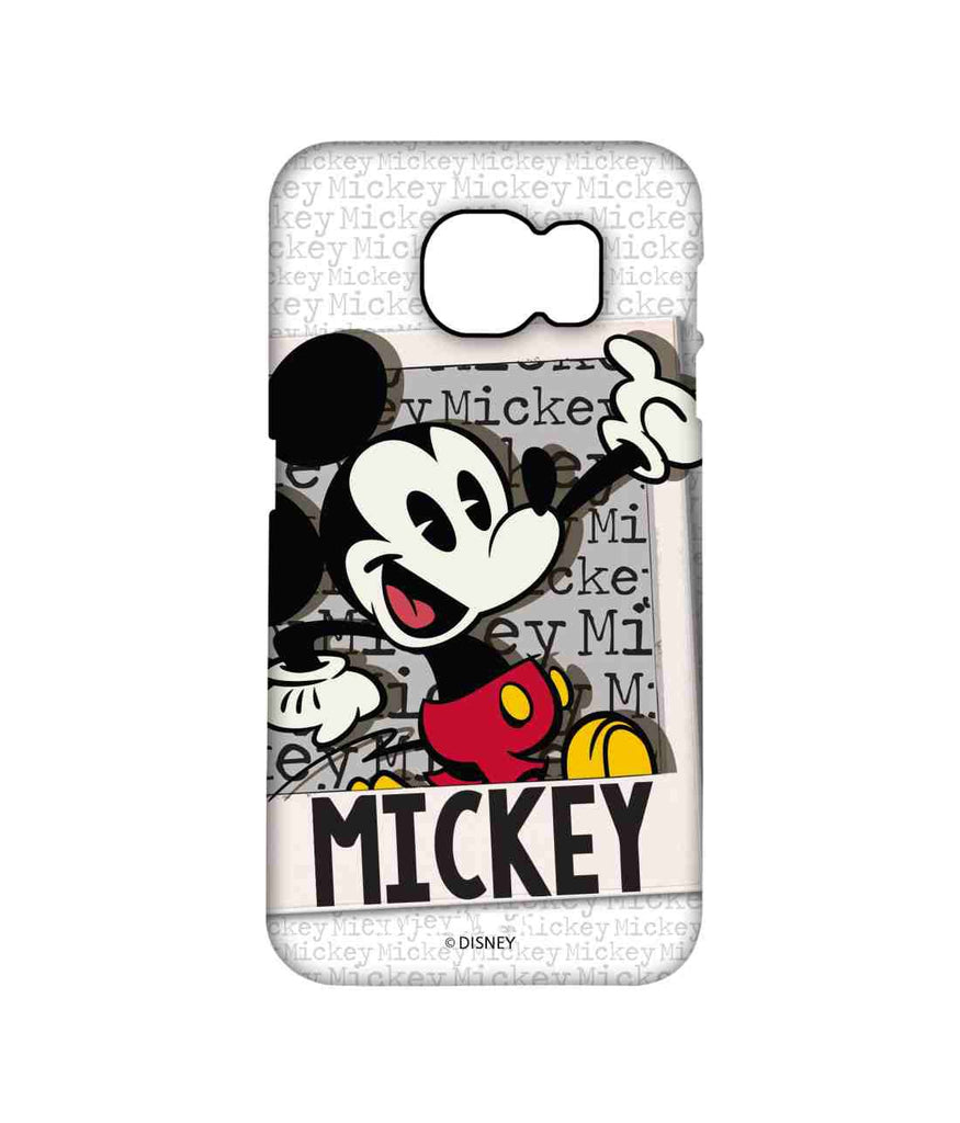 Hello Mr Mickey - Pro Phone Cases For Samsung Samsung S7 Edge