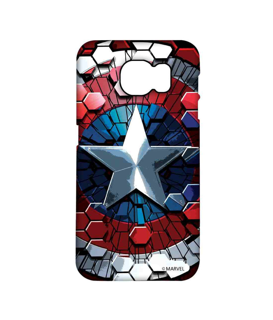 Hex Shield - Pro Phone Cases For Samsung Samsung S7 Edge