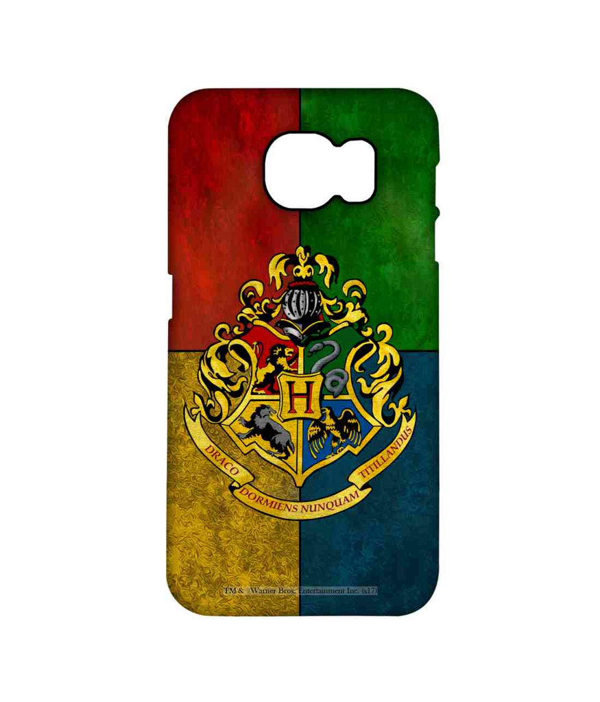 Hogwarts Sigil - Pro Phone Cases For Samsung Samsung S7 Edge