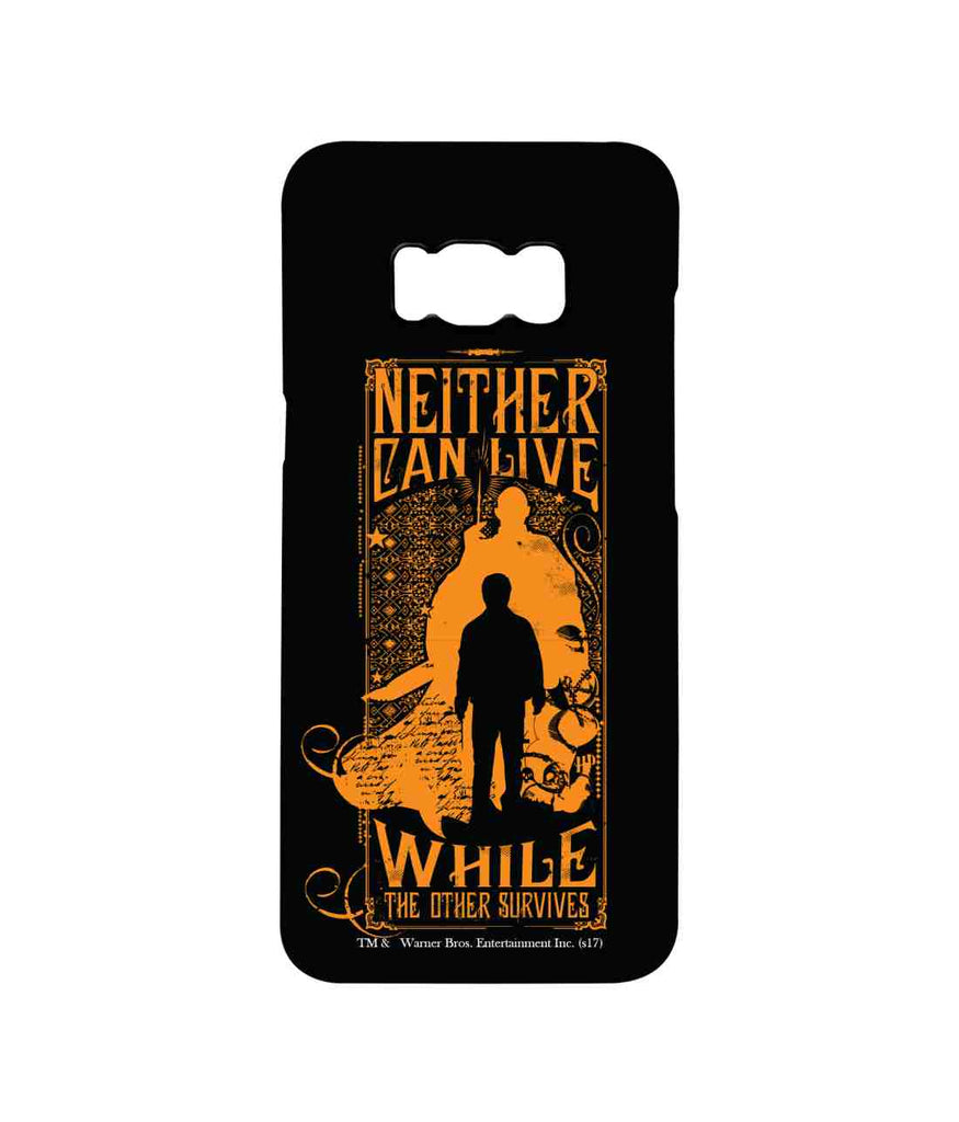 Harry vs Voldemort - Pro Phone Cases For Samsung Samsung S8 Plus