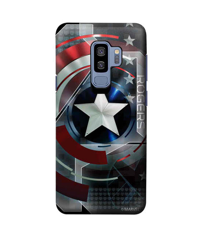 Cap Am Rogers - Pro Phone Cases For Samsung Samsung S9 Plus