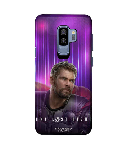 One Last Fight - Pro Phone Case For Samsung S9 Plus