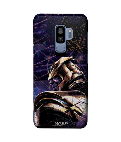 Thanos on Edge - Pro Phone Case For Samsung S9 Plus