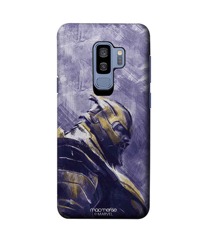 Thanos suited up - Pro Phone Case For Samsung S9 Plus