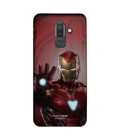 Iron man Mark L Armor - Sublime Phone Case For Samsung J8