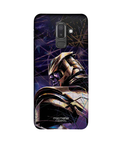 Thanos on Edge - Sublime Phone Case For Samsung J8