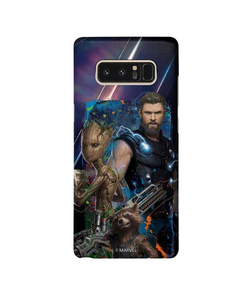 Guardians and Thor - Pro Phone Cases For Samsung Samsung Note 8