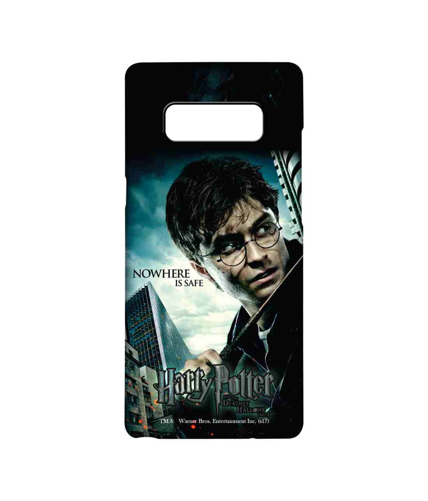 Harry Nowhere is Safe - Pro Phone Cases For Samsung Samsung Note 8