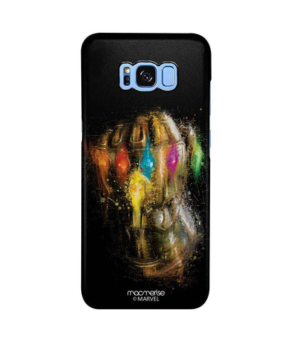 Gauntlet Brushstrokes - Pro Phone Case For Samsung S8