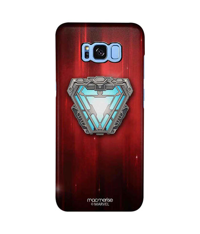 Iron man Infinity Arc Reactor - Pro Phone Case For Samsung S8