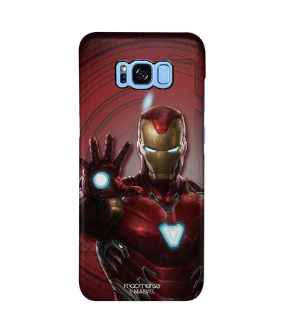 Iron man Mark L Armor - Pro Phone Case For Samsung S8