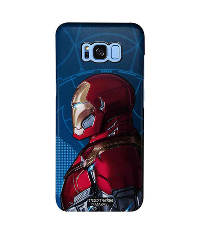 Iron Man side Armor - Pro Phone Case For Samsung S8