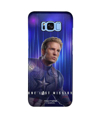 One Last Mission - Pro Phone Case For Samsung S8